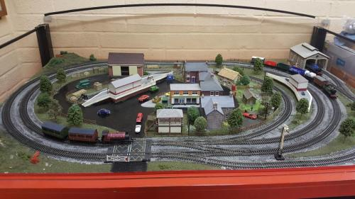 Hornby Layout 2